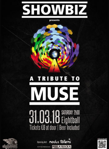 Showbiz : A Tribute to MUSE | LIVE