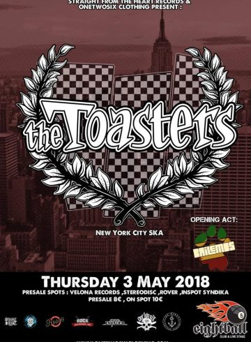 The Toasters-Bailemos | LIVE