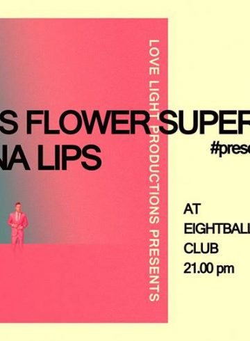 Mary's Flower Superhead w/Vagina Lips live