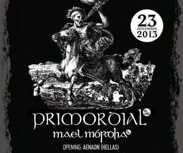 Primordial 23-11-2013