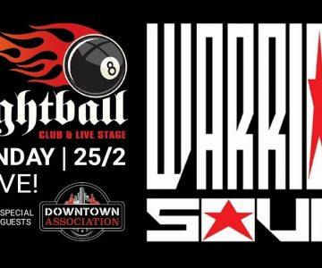 warrior soul 25-2-2018