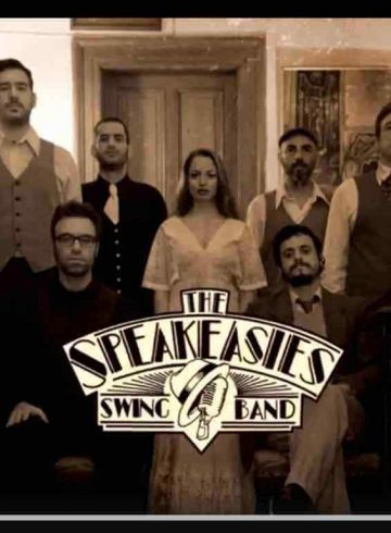 The Speakeasies' Swing Band! | Live