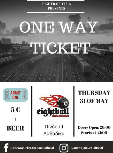 One Way Ticket | Live