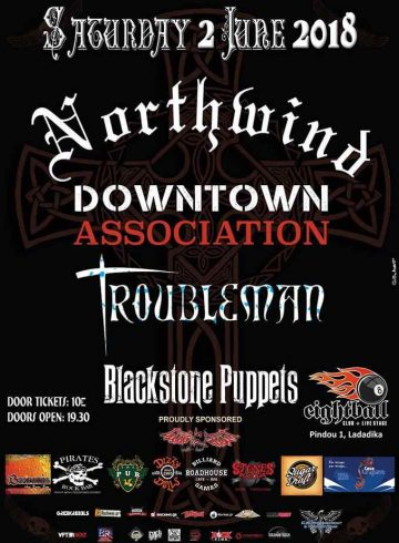 Northwind-Downtown Association-Troubleman-Blackstone Puppets | LIVE