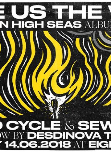 Above Us The Waves – Rough On High Seas Release Show | LIVE