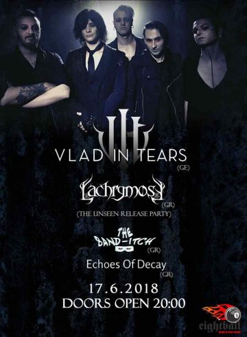 VLAD IN TEARS – Lachrymose | LIVE