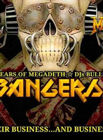 Headbangers 8Ball | 35 YEARS OF MEGADETH