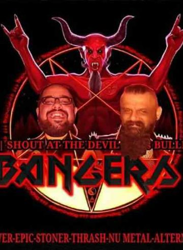 Headbangers 8Ball | SHOUT AT THE DEVIL ☆ Djs Bulldozer-Nephilim