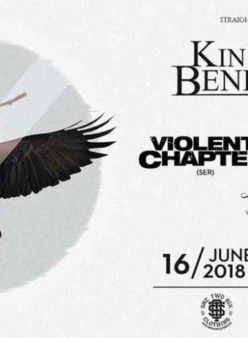 Kin Beneath Chorus | LIVE