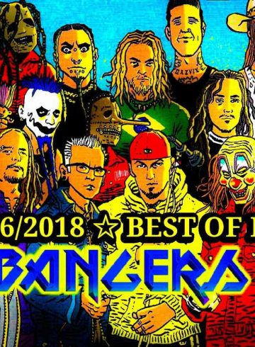 Headbangers 8Ball | BEST OF NU-METAL