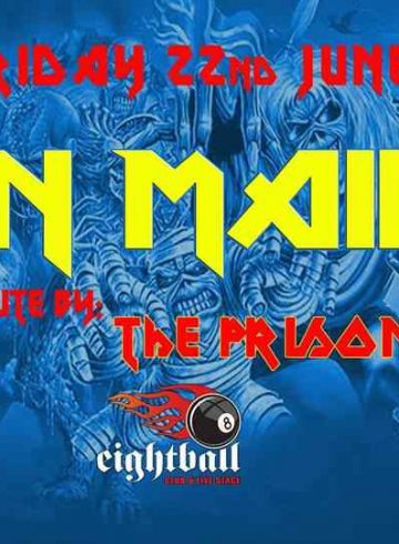 IRON MAIDEN | LIVE! Tribute By THE PRISONERS