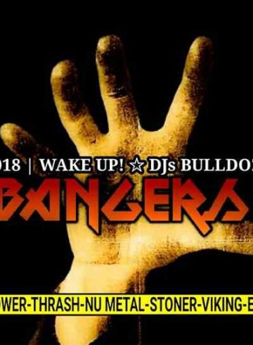 Headbangers 8Ball | WAKE UP! ☆ Djs Bulldozer vs Nephilim