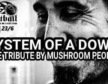 System of A DOWN | Live Tribute By Mushroom People