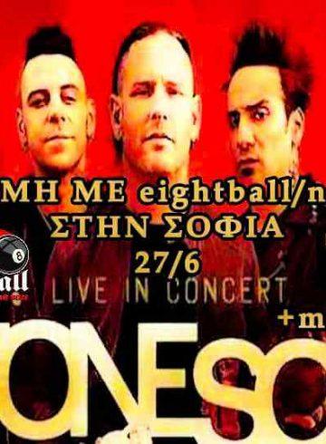 Εκδρομή 8Ball/Nephilim | STONE SOUR | Sofia (BG) | 27/6