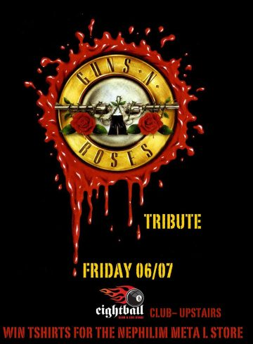 Headbangers 8Ball | GUNS N' ROSES