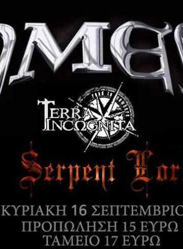 OMEN // Terra Incωgnita // Serpent Lord | LIVE!