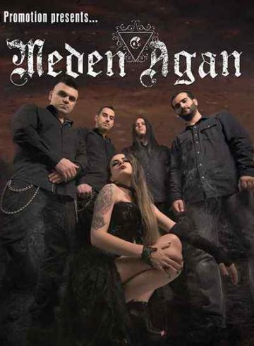 Meden Agan | live