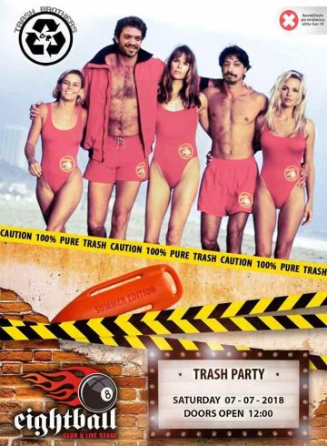 TRASH Brothers Party