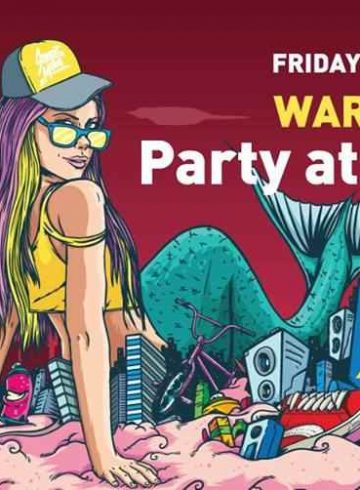 Street Mode Warm-Up Party