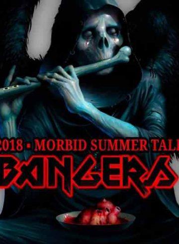 Headbangers 8Ball | MORBID SUMMER TALES ☆ Dj Sifis Wiz