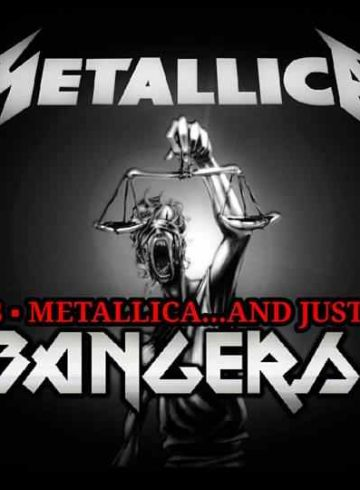 Headbangers 8Ball | METALLICA