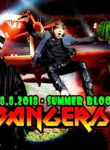 Headbangers 8Ball | SUMMER BLOODY SUMMER