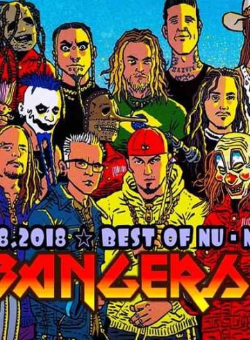 Headbangers 8Ball   BEST OF NU-METAL vol.2