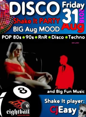 Disco – Shake it party !