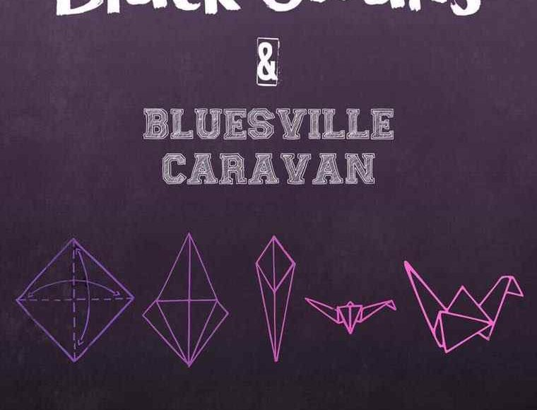 Black Swans and Bluesville Caravan, live at @8ball