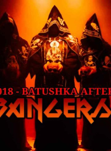 Headbangers 8Ball | BATUSHKA AFTERSHOW PARTY