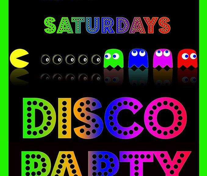 Saturday Disco Party