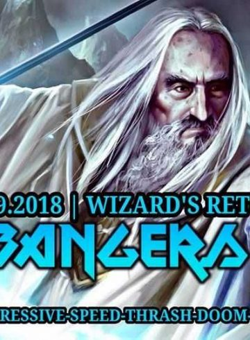 Headbangers 8Ball | WIZARD'S RETURN – Dj SIFIS