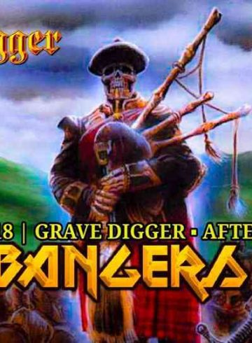 Headbangers 8Ball | GRAVE DIGGER Aftershow Party – Dj SIFIS