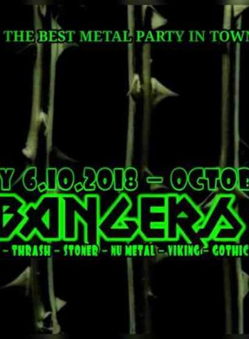 Headbangers 8Ball | OCTOBER RUST