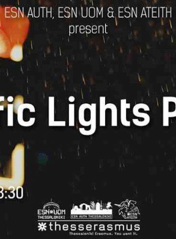 Traffic Lights Party by ESN Thessaloniki