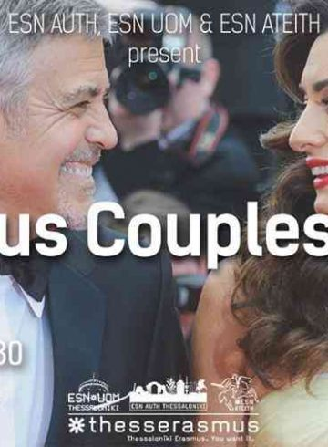 Famous Couples Party by ESN Thessaloniki