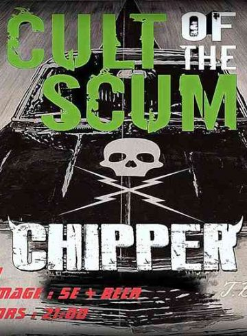 Cult Of The Scum/Chipper/TBA Live@8ball CLUB