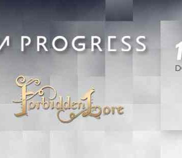 Within Progress, Forbidden Lore, 5M – LIVE 15/11/18