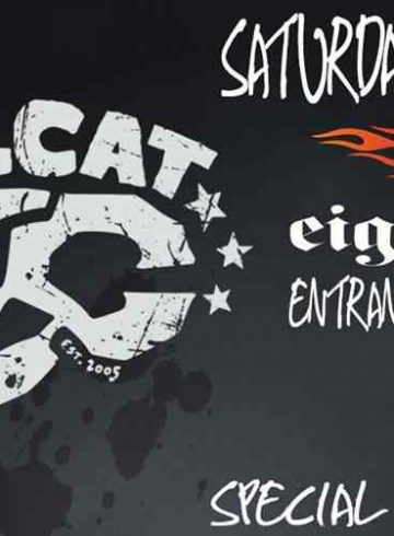 Jailcat Live at Eightball