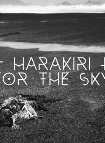 Harakiri for the Sky [AT] live at Eightball