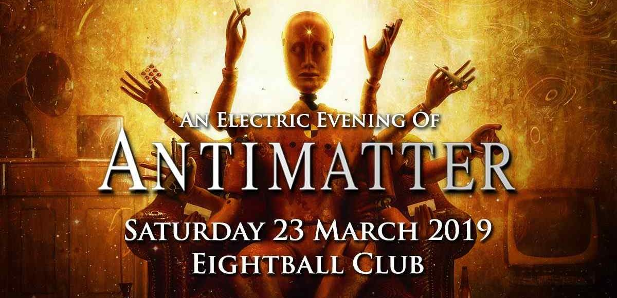 Antimatter (UK) live in Thessaloniki