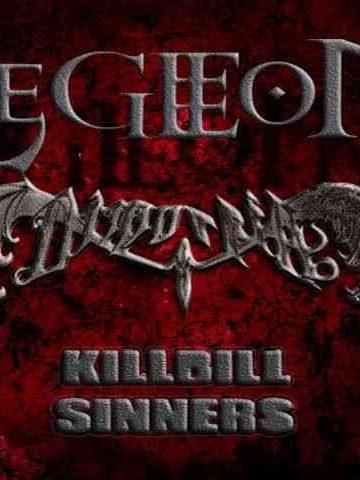 Legeon Dimorfia KillBill Siners11/11/18
