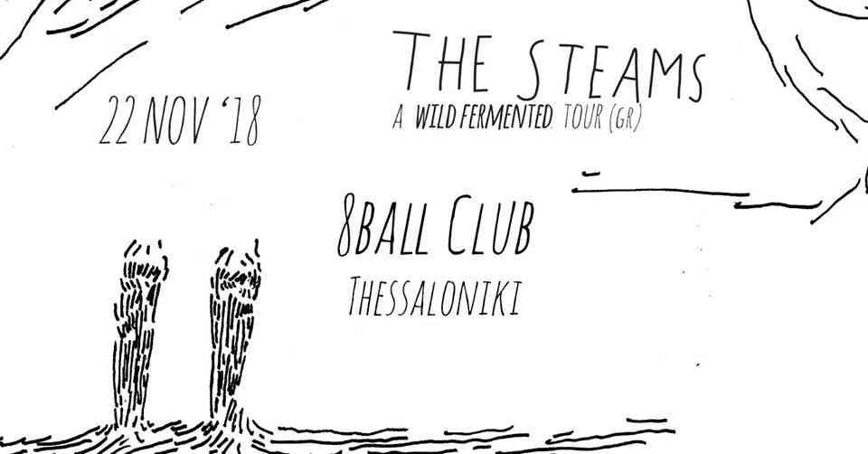 The Steams Live at 8Ball Club