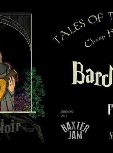 Bard Noir Live Παρουσίαση Δίσκου, 30/11 8ball club