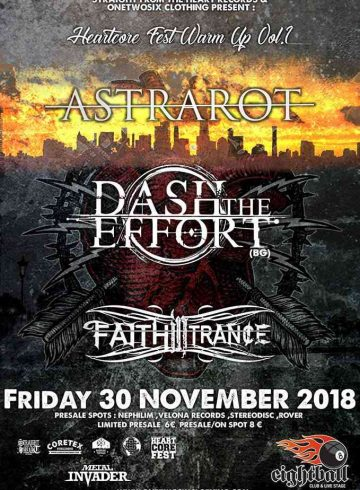 Heartcore Fest Warm up Vol.1 Feat. Astrarot + Guests