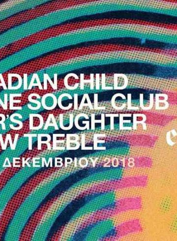 Arcadian Child/MSC/Sailor's Daughter/Low Treble live at 8ball