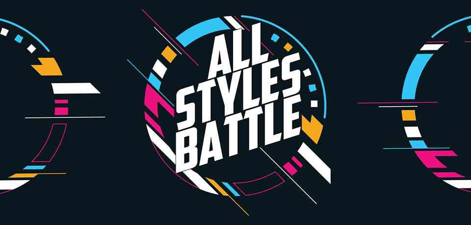 2 vs 2 All Styles Battle
