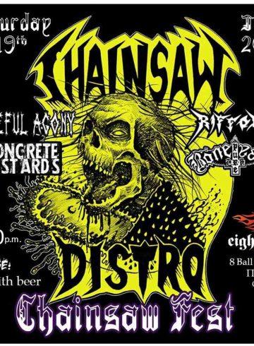 Chainsaw Fest
