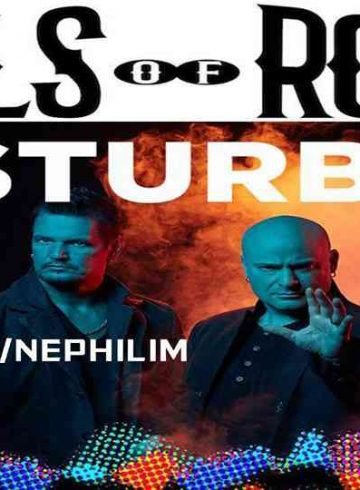 Εκδρομη για DISTURBED+other bands HILLS of ROCK 2019