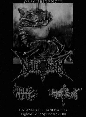 Nihilism's Obscurite Noir Release Show